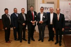 Racz (Siemens), Meissner (SSGM), Dauda (Land NÖ), Maier (IÖB), Strobl (Stadt Melk), Bekehrti (Stadt Wien), Rohracher (GSV)