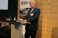 Begrüßung Sektionschef Weissenburger, BMK