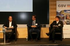 Rohracher (GSV), Zotter (BBG), Racz (Siemens Mobility)