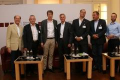 Rohracher (GSV), Steinbauer (Wiener Linien), Schmied (Grazer Energieagentur), Duschek (ÖBB Postbus), Reinbacher (VOR), Thorstensen (EFS Consulting), Salmhofer (BMVIT)