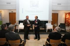 Berüßung Landesrat Schleritzko (Land NÖ) und Rohracher (GSV)
