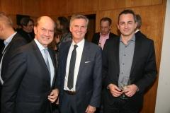 Rohracher (GSV), Duschek (Postbus), Russ (AustriaTech) c Granzer-Schrödl / WIM