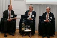 Rohracher (GSV), Bernasch (Virtual Vehicle), Eppel (ÖAMTC)