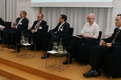 Rohracher (GSV), Bernasch (Virtual Vehicle), Eppel (ÖAMTC), Nikowitz (BMK), Huditz (AIT), Datler (ASFINAG)