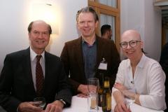 Rohracher (GSV), Harrer (ASFINAG), Huditz (AIT)