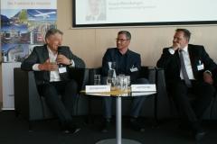 Weinberger (Nutzfahrzeugimporteure), Hentschel (VW), Müller-Belau (Shell)